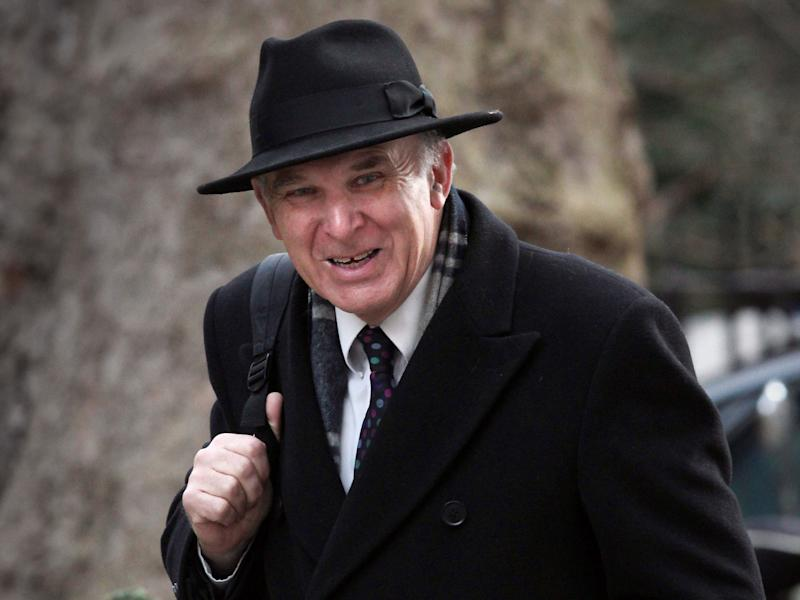 Vince Cable has confirmed he will re-contest his old seat of Twickenham, which voted overwhelmingly to remain in the EU: Getty
