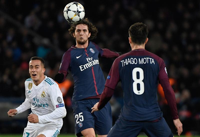 Adrien Rabiot believes PSG's time in Europe will come despite another painful Champions League exit