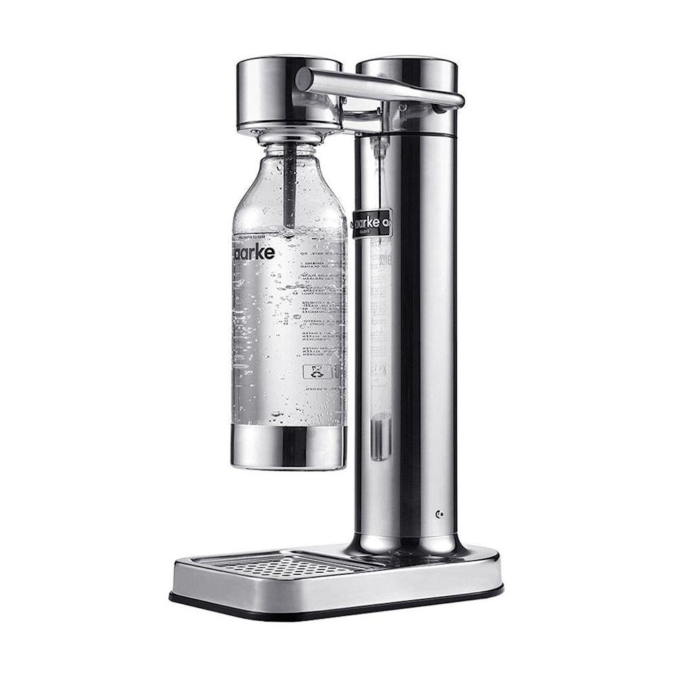 """<p><strong>Aarke</strong></p><p>williams-sonoma.com</p><p><strong>$219.95</strong></p><p><a href=""""https://go.redirectingat.com?id=74968X1596630&url=https%3A%2F%2Fwww.williams-sonoma.com%2Fproducts%2Faarke-premium-carbonator-copper%2F&sref=https%3A%2F%2Fwww.bestproducts.com%2Flifestyle%2Fg3395%2Fbest-gifts-to-buy-for-yourself%2F"""" rel=""""nofollow noopener"""" target=""""_blank"""" data-ylk=""""slk:Shop Now"""" class=""""link rapid-noclick-resp"""">Shop Now</a></p><p>""""I do not currently own the <a href=""""http://nymag.com/strategist/article/best-soda-makers-at-home.html"""" rel=""""nofollow noopener"""" target=""""_blank"""" data-ylk=""""slk:Aarke Carbonator"""" class=""""link rapid-noclick-resp"""">Aarke Carbonator</a>, but it's a gift I'd love for myself, because I love seltzer and also love pretty yet functional kitchen appliances.</p><p>""""I love how sleek this <a href=""""https://www.bestproducts.com/appliances/small/g599/soda-makers-and-machines/"""" rel=""""nofollow noopener"""" target=""""_blank"""" data-ylk=""""slk:carbonator"""" class=""""link rapid-noclick-resp"""">carbonator</a> is with its industrial aesthetic and stainless steel construction. It almost looks like modern functional art for the kitchen.</p><p>""""I also love the smaller countertop footprint of this carbonator since it's only 6 inches deep. That's a perfect size for New York City-sized kitchens."""" <em>— Danielle St. Pierre, senior food & drink editor</em><br></p>"""