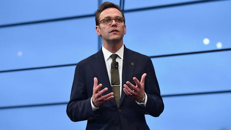 James Murdoch resigns from News Corp board over 'disagreements' about news coverage