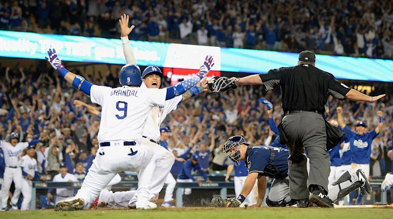 How To Watch Brewers Vs Dodgers Nlcs Game  Live Stream Game Time Tv Channel
