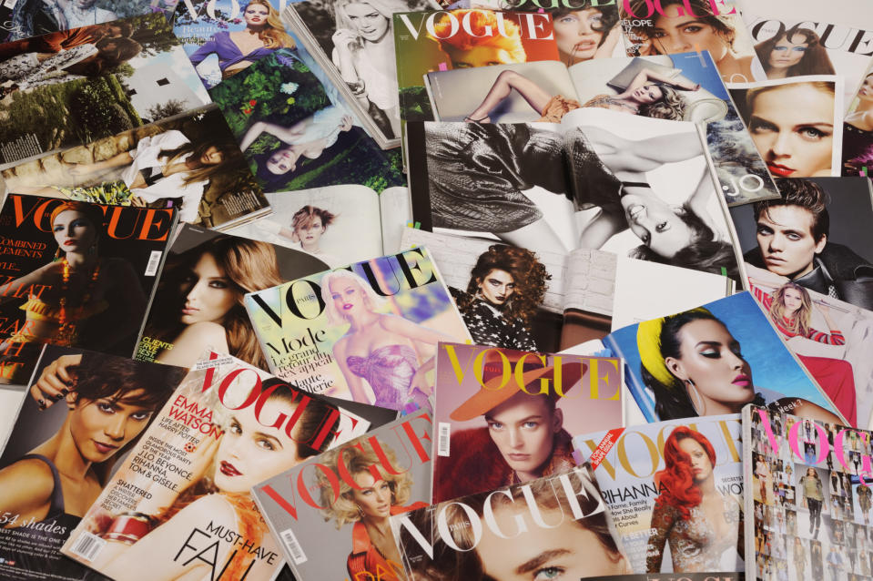 Vogue Portugal has divided fans on social media with its latest cover (Getty Images)