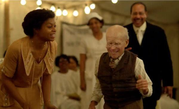 """Taraji P Henson starred in """"The Curious Case of Benjamin Button"""" alongside Brad Pitt. (Photo: Promotional Image courtesy of Paramount Pictures)"""