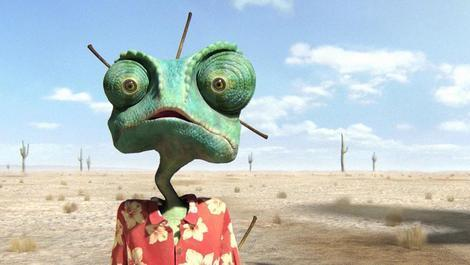 <p> <strong>The movie: </strong>Rango is a pet lizard with delusions of theatrical grandeur who gets stranded on the side of a desert road. After only narrowly escaping a quick but painful death in the desert, a series of coincidences leads the inhabitants of a nearby town full of desert critters to believe him a hero. Using his flair for drama to somehow continue to escape being eaten, he turns into the town's supposed saviour against the shadowy forces that aim to keep the townspeople poor and oppressed. Cue diverted water mains, circling buzzards, Bill Nighy as a snake, and surreal (and stunning) dream sequences. </p> <p> <strong>Why the family will love it: </strong>Kids get to enjoy talking lizards and mariachi owls; parents get to enjoy pointed references to both Fear and Loathing in Las Vegas and Clint Eastwood Westerns, plus a plot that's surprisingly similar to Chinatown. Except, y'know, with talking lizards and mariachi owls. Everybody wins. </p>