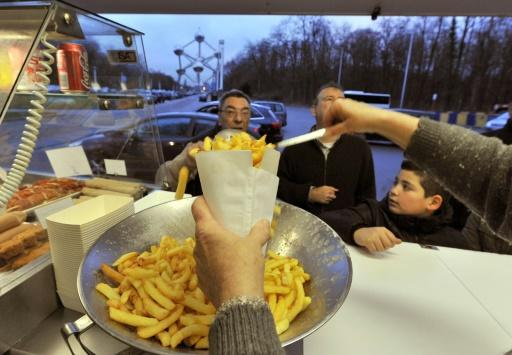 "Along with beer and chocolate, ""frites"" are a rare unifying factor in a young country, founded only in 1830, that has throughout its short history been deeply divided between French- and Dutch-speaking communities"