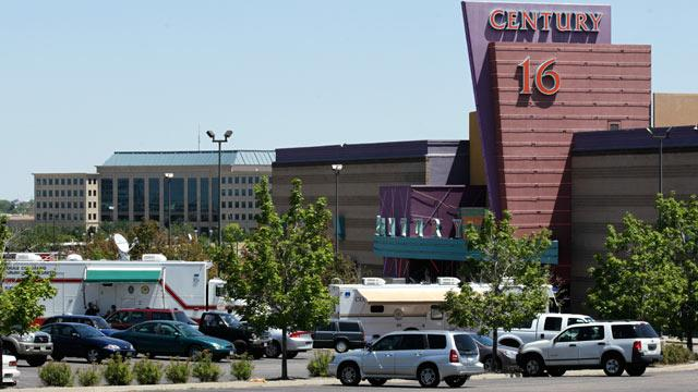 Colo. Theater Reopening After Rampage
