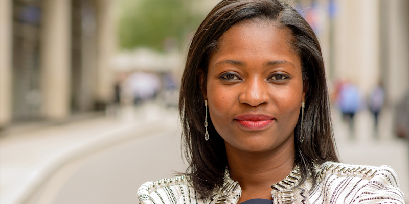 100) Felicia Ofori-Quaah, senior associate, Milbank. Photo: Milbank