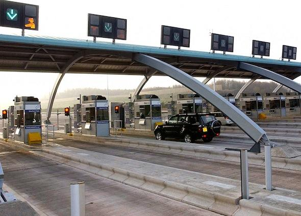 The M6 toll road has proved a costly flop