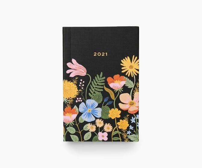 <p>We can imagine actually using this <span>Rifle Paper Co. Strawberry Fields 12-Month Pocket Planner</span> ($14).</p>
