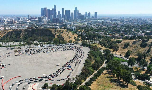 Coronavirus may have spread in LA weeks before first official US case declared, researchers claim