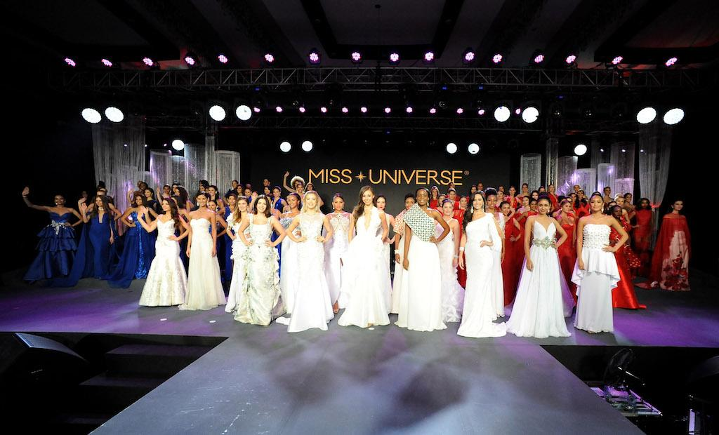 <p>(Photo by Mark Sullivan/Miss Universe Organization) </p>