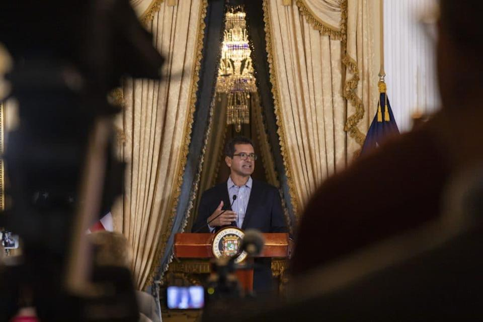 Puerto Rico's new governor Pedro Pierluisi hopes the sweeping executive order will squash the swelling rates of gender-based violence. (Alejandro Granadillo/Anadolu Agency via Getty Images)