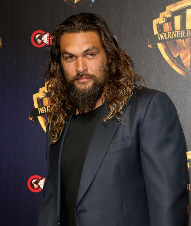 """James Momoa: Jason Momoa Departs From The Crow Reboot: """"This Film Needs"""