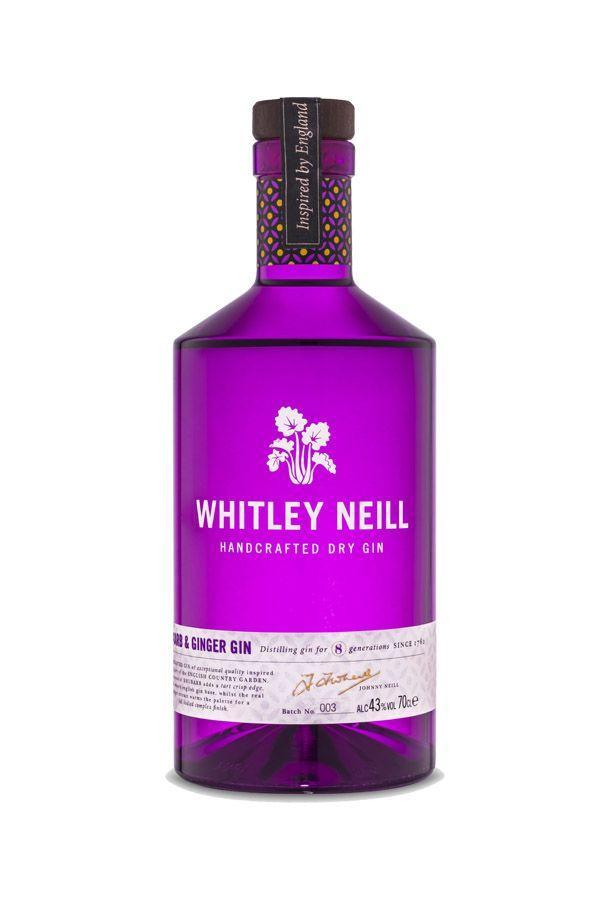 """<p>Taking its inspiration from the abundant English countryside, this gin comes from the eighth generation of the Greenhall Whitley family of distillers.</p><p>With flavours evoking memories of the English country garden, this smooth gin is perfect over ice or as a cocktail base. The rhubarb essence gives the drink a tart crisp edge, while the ginger extract warms the palate for a full-bodied finish.</p><p>What more could you want? </p><p>Whitley Neil - £22.95 (70l)</p><p><a class=""""link rapid-noclick-resp"""" href=""""https://go.redirectingat.com?id=127X1599956&url=https%3A%2F%2Fwww.masterofmalt.com%2Fgin%2Fwhitley-neill%2Fwhitley-neill-rhubarb-and-ginger-gin%2F%3Fsrh%3D1&sref=https%3A%2F%2Fwww.elle.com%2Fuk%2Flife-and-culture%2Fculture%2Farticles%2Fg31768%2Fbest-undiscovered-gin-brands-world-gin-day%2F"""" rel=""""nofollow noopener"""" target=""""_blank"""" data-ylk=""""slk:SHOP NOW"""">SHOP NOW</a></p>"""