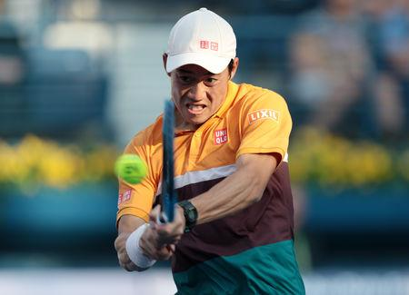 Defending champion Bautista Agut and Nishikori bow out in Dubai