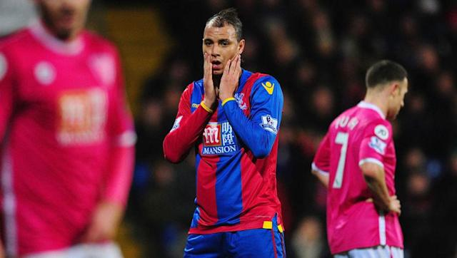 <p>Yep, this is how desperate the situation is. Palace could do well worse than welcome the former fans' favourite back to Selhurst Park, with the Moroccan becoming somewhat of a cult hero during his three seasons in south London. </p> <br><p>The 33-year-old made just two appearances for Cardiff following his spell at Palace due to injury problems, but if he can find a way to prove his fitness to Roy Hodgson, he could prove to be a useful asset due to his excellent touch and hold up ability. </p>