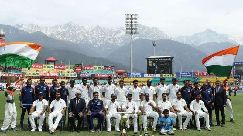 Indian Test Team