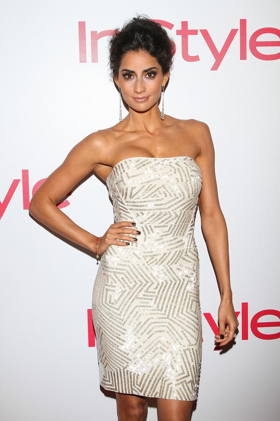 MEXICO CITY, MEXICO - SEPTEMBER 07:  Actress Paola Nuñez attends the InStyle Magazine Mexico's 5th Anniversary at Teatro Metropolitan on September 7, 2011 in Mexico City, Mexico.  (Photo by Victor Chavez/WireImage)