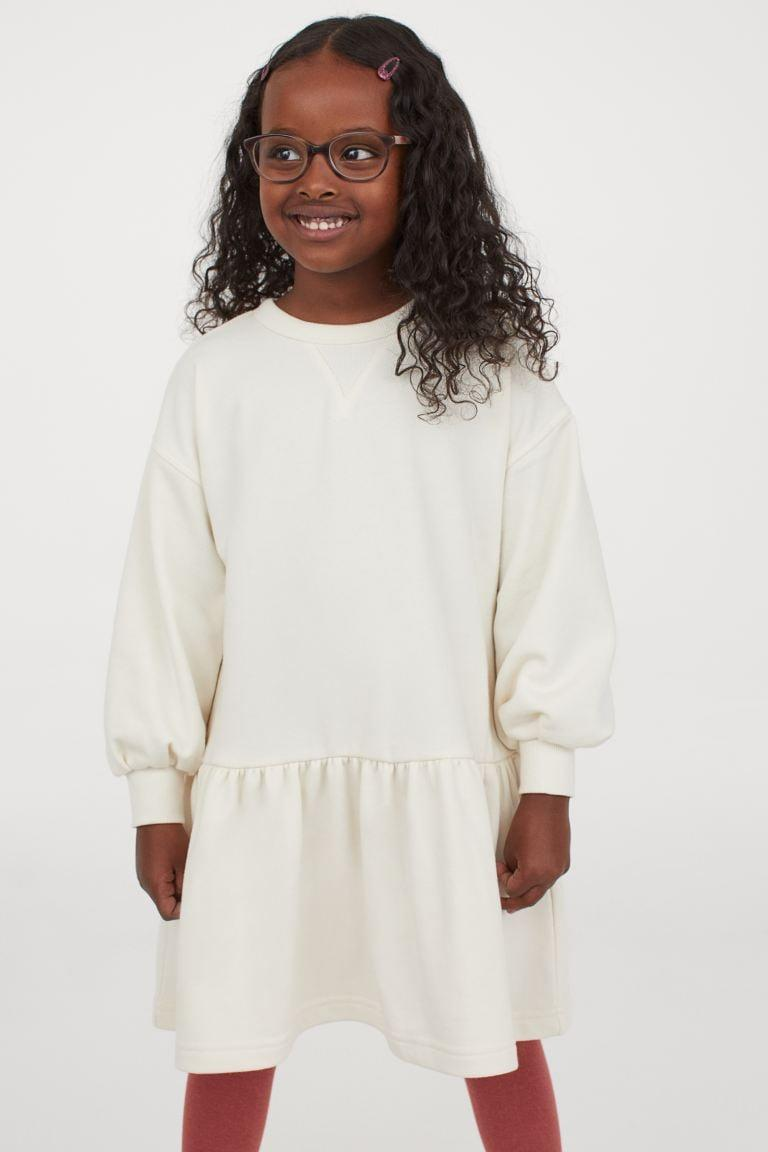 <p>This <span>H&M Sweatshirt Dress</span> ($15) is going to be their new best friend.</p>