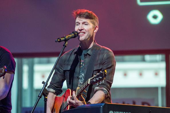 Is James Blunt to be a landlord? (Getty)