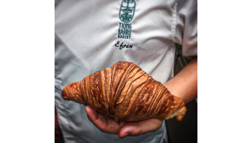 Artisanal Bakeries in Singapore for Freshly Baked Artisan Bread, Croissants and Pastries