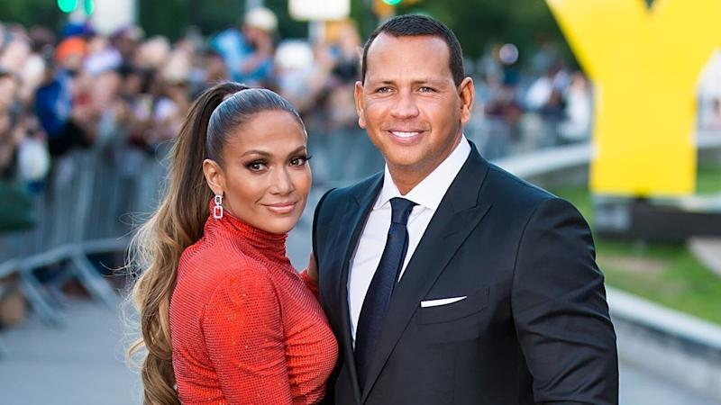 Alex Rodriguez Calls Jennifer Lopez His
