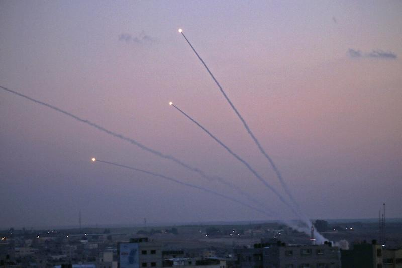 Five Palestinians killed in deadly Gaza flare-up