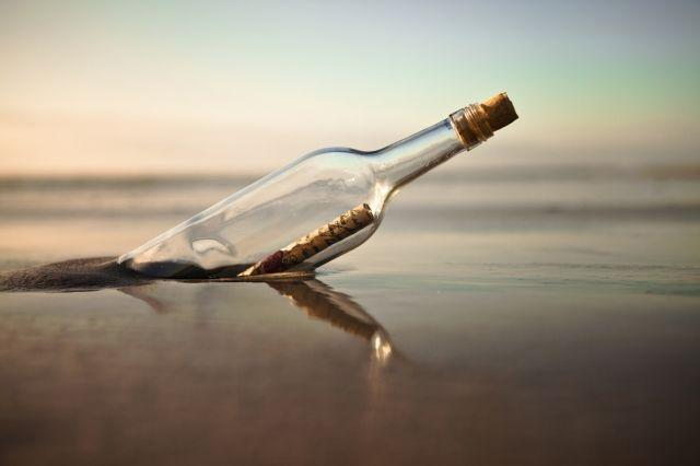 Russian sailor's message in bottle found 50 years later in Alaska