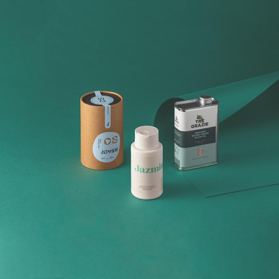 Avery Dennison's Sustainable ADvantage collection.