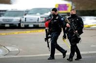 A middle-aged gunman shot and killed 10 people as they bought snacks and groceries in the Colorado city of Boulder