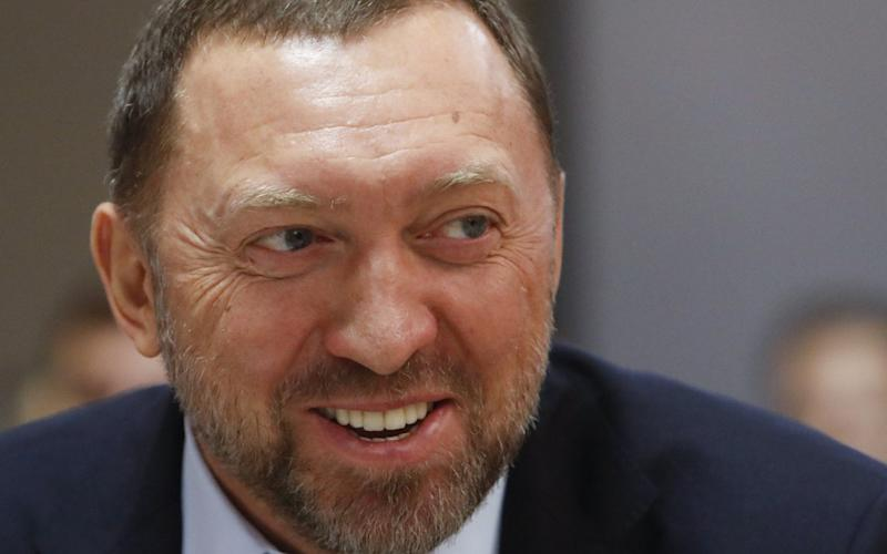 Investigators say they are interested in interviewing alleged associates of Russian oligarch Oleg Deripaska - REUTERS