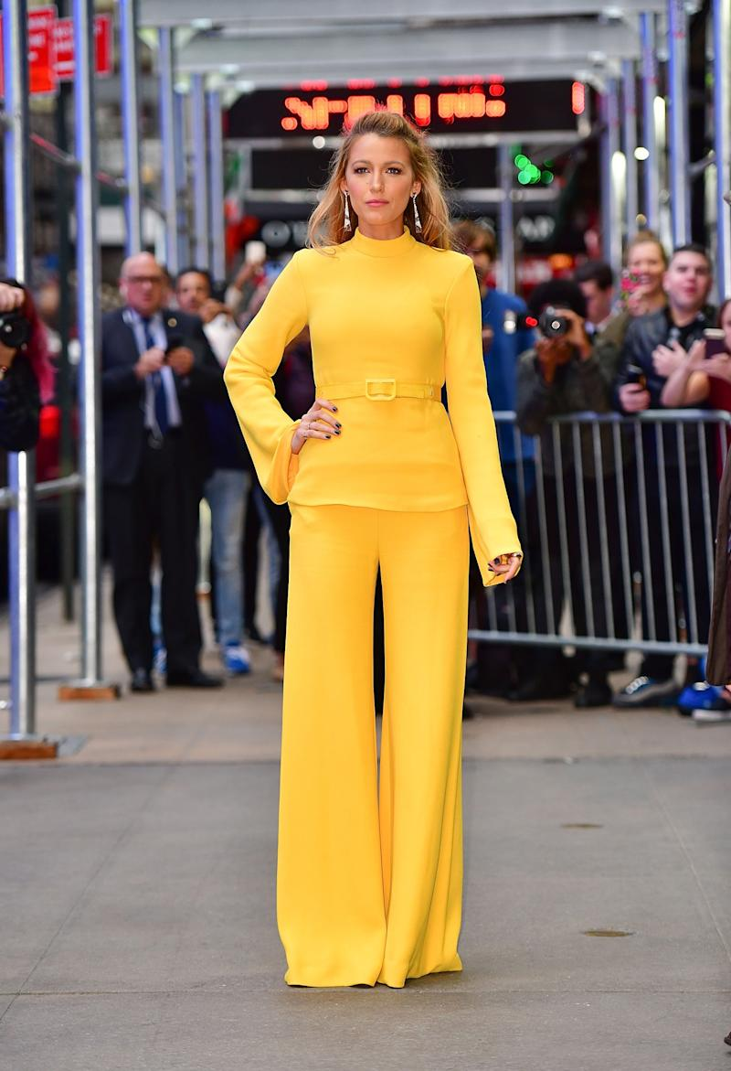 dd47e4cb0 18 of Blake Lively's Most Boundary-Pushing Red Carpet Looks