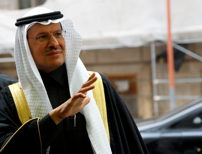 Report Saudi Arabia to break from OPEC+ alliance is 'nonsense' - Saudi Energy Minister