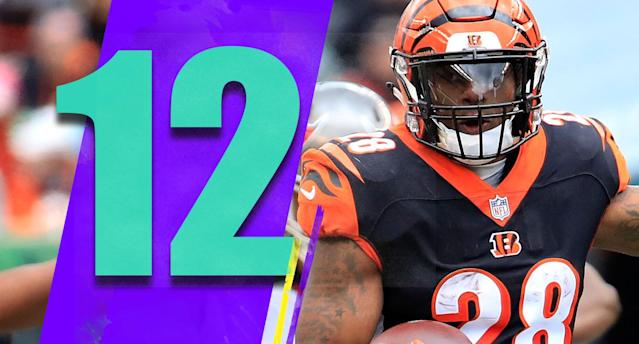 <p>It's hard to get too excited about beating the Buccaneers after you blew an 18-point lead in the fourth quarter and needed a last-second field goal to win despite being plus-4 in turnovers. But a win is a win. (Joe Mixon) </p>