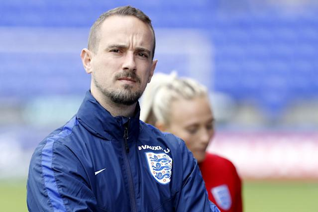 Mark Sampson is leaving his position with the England Women's team