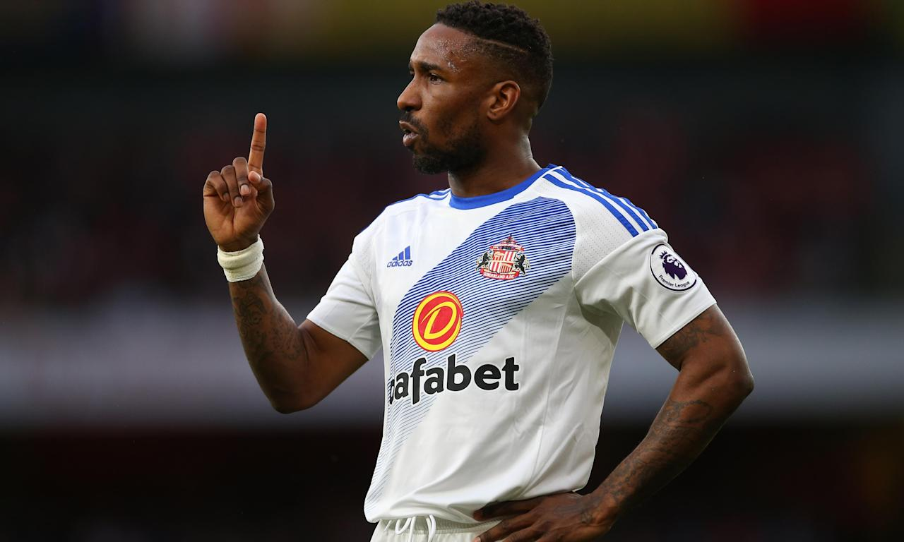 Jermain Defoe set for return to Bournemouth on £20m three-year deal
