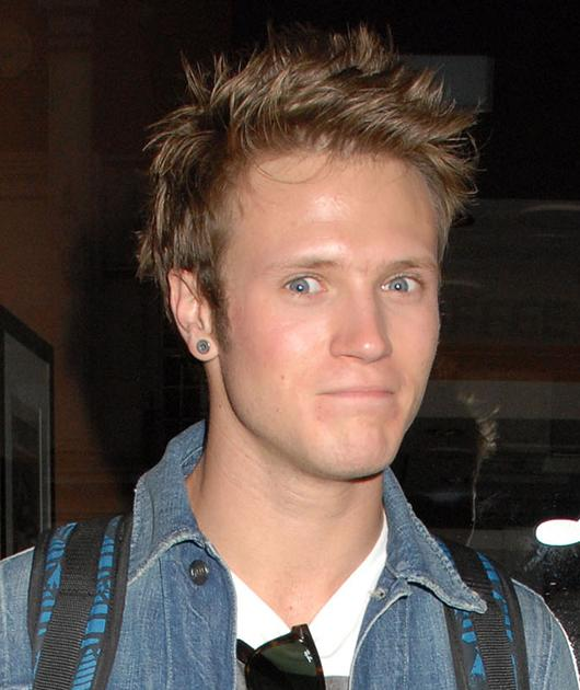 Dougie Poynter photos: We'd recognize that boyish beauty anywhere.