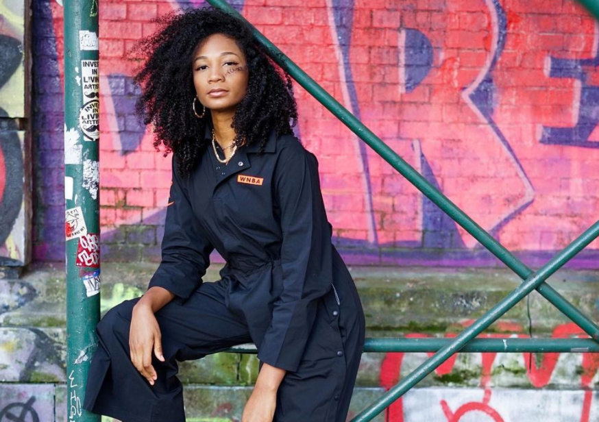 Ari Chambers is the founder of HighlightHer and one of the leading influencers in the movement to make women's sports more accessible. (Photo by Ari Chambers)