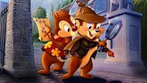 <p> What if Indiana Jones and Magnum PI teamed up, but were also chipmunks? It&#x2019;s a question that no one in history has ever asked except for the creators of Rescue Rangers, who nabbed Mickey&#x2019;s pals Chip &#x2018;n Dale and made them the owners of a detective agency that specialises in miniature crimes. It made about as much sense as TaleSpin, with the heroes here also going on weekly adventures that seemed to draw from the old adventure serials of the &apos;30s and &apos;40s.&#xA0; </p> <p> It has the second catchiest theme tune of all the Disney cartoons. But, more than that, the Indy-Magnum PI mashup actually works surprisingly well as an odd couple situation. Chip, with his fedora, is the more serious of the two, while Dale is goofier and sports a Hawaiian shirt. Plus, it was really boosted by the supporting characters, including the extremely Australian Monty and quick-thinking Gadget. </p>