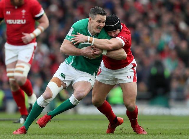 Ireland open their campaign against Wales
