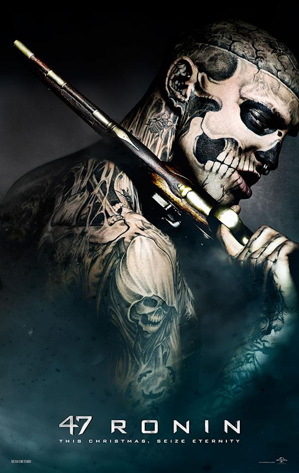 """Universal Pictures' """"47 Ronin"""" - 2013"""