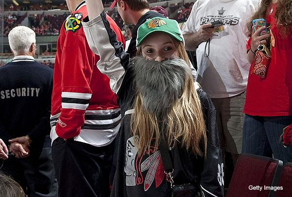 What Is The Female Equivalent Of The Hockey Playoff Beard