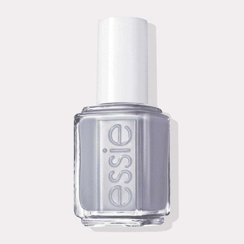 "<p><strong>essie</strong></p><p>amazon.com</p><p><strong>$7.50</strong></p><p><a href=""https://www.amazon.com/dp/B005NFUPX4?tag=syn-yahoo-20&ascsubtag=%5Bartid%7C10072.g.35927219%5Bsrc%7Cyahoo-us"" rel=""nofollow noopener"" target=""_blank"" data-ylk=""slk:Shop Now"" class=""link rapid-noclick-resp"">Shop Now</a></p><p>Essie's ""Cocktail Bling"" is an adaptable color, designed to match <em>all </em>the outfit combinations in your spring wardrobe. We know you tend to overthink matters, Virgo, so don't add the pressure of finding the perfect nail color to wear. This light gray is a no-brainer.</p>"