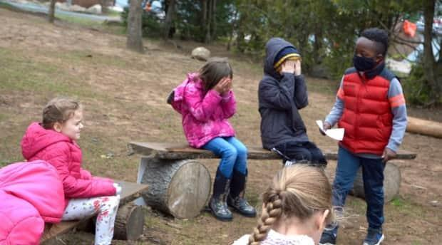 Education Minister Derek Mumbourquette says learning outside has positive mental, physical and academic benefits.