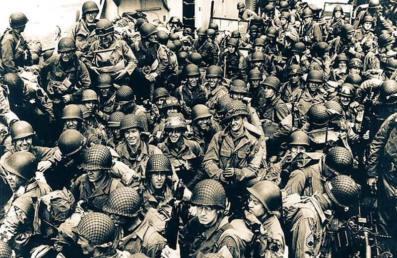 D Day Normandy June 6 1944 25