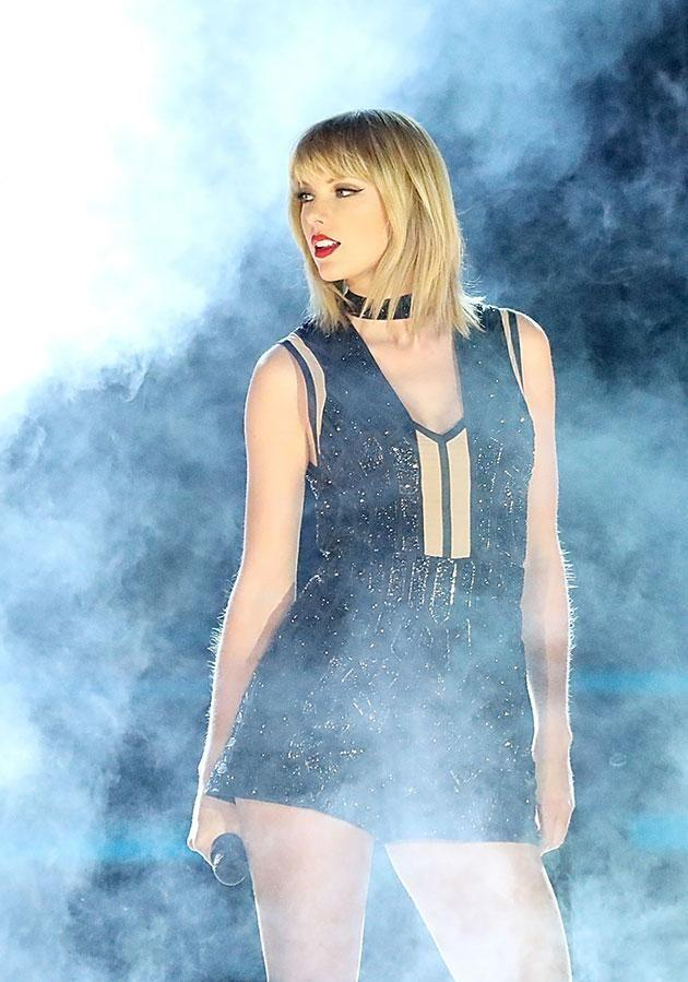 Is Tay Tay teasing new music? Source: Getty