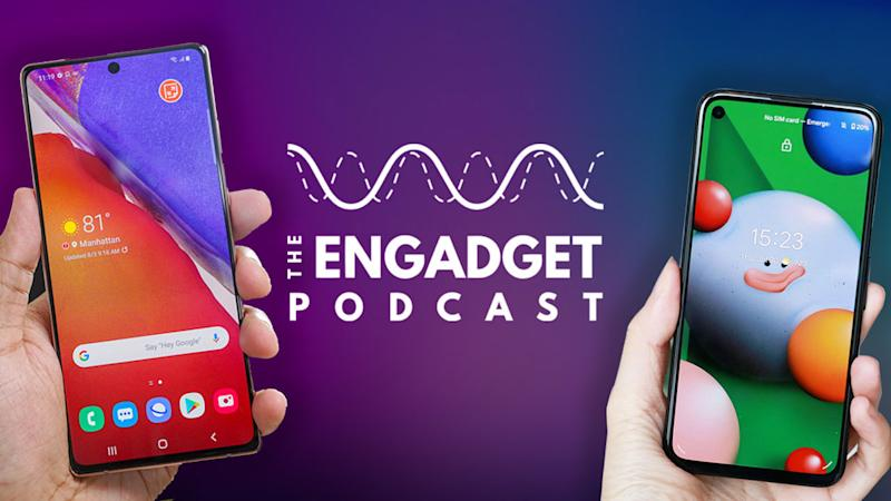 Engadget Podcast