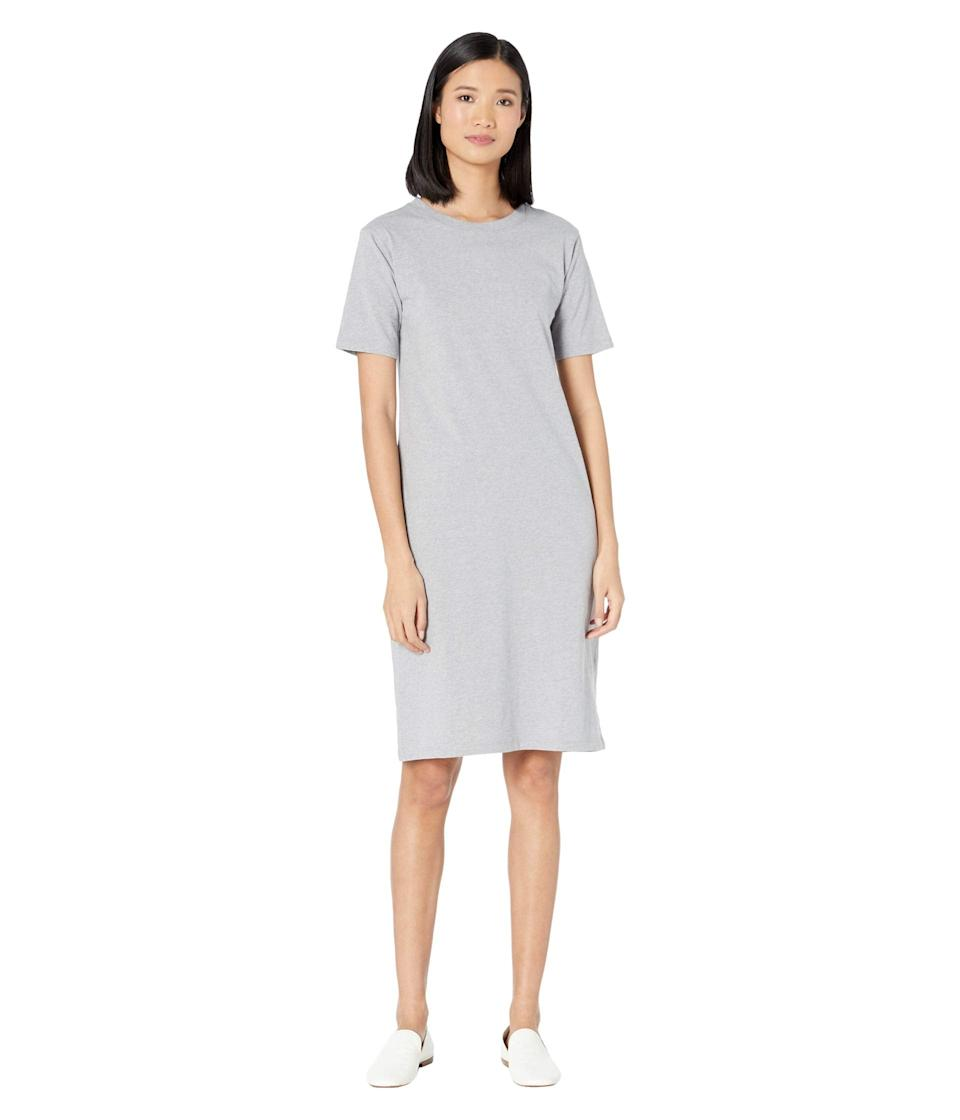 """<br><br><strong>Pendleton</strong> Deschutes Tee Dress, $, available at <a href=""""https://go.skimresources.com/?id=30283X879131&url=https%3A%2F%2Fwww.zappos.com%2Fp%2Fpendleton-deschutes-tee-dress-soft-grey-heather%2Fproduct%2F9422516%2Fcolor%2F141768"""" rel=""""nofollow noopener"""" target=""""_blank"""" data-ylk=""""slk:Zappos"""" class=""""link rapid-noclick-resp"""">Zappos</a>"""
