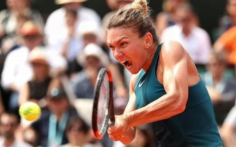 "World No 1 Simona Halep finally broke her grand-slam jinx at Roland Garros, producing an unforgettable comeback to burn past the reigning US Open champion Sloane Stephens on the home straight. The fans in Paris had watched Halep come up just short of the title here twice before, and they have developed a warm relationship with her. Court Philippe Chatrier was rocking in the third set as Halep pulled away, producing some absurd recovery shots to exhaust the waning Stephens further. At the close of her 3-6, 6-4, 6-1 win, Halep accepted a leg-up from a courtside official and climbed up to her player box, where she embraced the three men who have stood consistently at her side through her climb up the world rankings: physio Andrei Cristofor, fitness trainer Teo Cercel and coach Darren Cahill. As the Telegraph reported, in a pre-tournament interview with Halep: ""I have people around me who are friends and I feel like they are there forever."" This comeback was surely all the sweeter because Halep was thoroughly outplayed in the opening set. Stephens was so smooth and so resourceful, mixing booming topspin with flatter, faster strikes in a way that made her look – for 40 minutes or so – virtually unbeatable. The apparent rout continued into the early stages of the second, as Stephens broke again to lead 6-3, 2-0. The scoreline then was curiously similar to the lead that Halep had held over Jelena Ostapenko here 12 months ago. Halep celebrates winning the French Open Credit: AP Halep wound up as the frustrated party that day, backing off at just the wrong moment and allowing the free-swinging Ostapenko to surge to a shock win. But she is never more dangerous than when she is trailing, because that is when she loosens up and starts playing like a woman with nothing to lose. ""I thought 'Everything is gone. I just have to relax,'"" said Halep afterwards, grinning her way through her on-court interview, as she remembered the key moment. The switch was partly spiritual, as she tapped into her deepest wells of tenacity. But it was also tactical, as she decided to use the whole area of the court for the first time, darting forward to the net whenever Stephens was pushed into deep defence. Commentating for ITV, the former Wimbledon champion Marion Bartoli began yelling: ""That's the play! That's the play!"" whenever Halep put away a winning volley. There is a huge amount of warmth towards Halep around the sport, as she conducts herself with real class at all times. If Halep found her best self in her moment of crisis, Stephens began to show signs of weariness. The match was only an hour old but Halep was setting a demanding pace and giving fewer and fewer freebies away as the match wore on. No fewer than 55 rallies exceeded nine shots, more than a third of the total points, which is an unusually high figure. The average speed of Stephens' forehand, which had been doing so much damage, dropped from 77mph in the first set to 70mph in the second. Halep came from a set and break down to end Stephens' 100 per cent record in finals Credit: AFP The third set might look like a non-event on the scorecard but some of the rallies were extraordinary. And none more so than the point Halep won to go a double break ahead at 4-0. This was a 16-shot extravaganza in which she had to dig out a couple of desperate retrievals from the back of the court, then sprint up to the net to dink back a drop-shot, and finally backpedal to make that most awkward of putaways, the backhand overhead. When she finally edged Stephens out in that one, the usually sphinx-like Cahill jumped up off his seat and punched the air in the most uncharacteristic manner. Stephens would win only eight more points from that moment, as Halep finally finished the job with an unreturned serve, dropped her racket and put her hands over her face. Considering what she has been through to reach this point, she was surprisingly restrained in her celebrations, although she spoke eloquently afterwards. ""I felt your support,"" said Halep told the crowd, as she spoke to Bartoli afterwards. ""In the last game I felt that I could not breathe any more, so I just tried not to repeat the last year. I did everything I could. It's amazing what is happening now. Honestly I can't believe it. I have been dreaming of this moment since I started to play tennis. I'm really happy that it's happened in Roland Garros in Paris, my special city."" Halep has loved playing here ever since she won the junior event in 2008. She also took the time out to namecheck her compatriot Virginia Ruzici, who won the French Open 40 years ago and was watching from the stands. Halep won the junior title in 2008 Credit: AFP Messages of congratulation were now flooding in on social media from rivals like Petra Kvitova and Johanna Konta. Later Martina Navratilova – who recently hinted that she will be returning to Wimbledon for the BBC this summer on improved terms – would come up with a neat summation. ""It wasn't a monkey off her back; this was an 800lb gorilla."" The upshot is that this was the seventh straight women's grand slam with a different winner. The tour is certainly open at the moment, after a sequence that began with Angelique Kerber in New York two years ago and continued through Serena Williams, Ostapenko, Garbine Muguruza, Stephens, Caroline Wozniacki and now Halep. Stephens shakes Halep's hand after losing the final Credit: AFP The one thing we are still waiting for is for anyone to show that they can put a sequence of results together to match what Williams and some of her 2000s rivals – the likes of Kim Clijsters and Justine Henin – achieved at their peak. Yet if a straightforward narrative is hard to pull out of this unpredictable string of results, the women keep on throwing up quality matches, while the men have not produced an outstanding major tournament since Melbourne last year. In final analysis, Halep's heartwarming victory was another good-news story for the WTA tour. 4:31PM Halep talks It's emotional to talk as the winner. I've been waiting for this moment since I was 14. I wanted this trophy to be here in France. Many congrats to Sloane. You have done a great job after those injuries. I'm sure you'll play many more finals in the future. Good luck and take care of your body. I wish in the future to play another final here. It's my favourite one. Thank you and see you next year. 4:29PM Stephens speaks It's been an incredible couple of weeks. It's not the trophy I wanted but it's still beautiful so thank you guys. To Simona, congratulations on your first slam. There's no one else I'd rather lose to than the world No 1. 4:28PM Halep the champion The world No 1 strides on to the mini stage assembled on Philippe Chatrier to lift the Suzanne Lenglen Cup in relief and excitement in equal measure. The national anthem of Romanian is played out while Halep embraces the trophy. 4:26PM Sanchez Vicario hands out the trophies Arantxa Sanchez Vicario has the honour of handing out the runners-up plate and Suzanne Lenglen Cup this afternoon 20 years after her last Roland Garros title. 4:23PM A first time champion at Wimbledon awaits? Tears! Honestly tears!! Congratulations @Simona_Halep .... as a former player to see this moment is heartwarming! Three in a row 1st time slam winners....Sloane, Woz and Simo. Women's tennis is hot!!— rennae stubbs (@rennaestubbs) June 9, 2018 4:18PM Halep embraces Cahill in the stands The French Open champion is hoisted into the stands on Philippe Chatrier to give coach Cahill a warm embrace and then cuddles her mum and dad. There isn't a more popular winner than Halep. She manages to find her way back on to the court and looks to the sunny skies in thanks. The monkey is finally off her back. Simonaaaaa! You did it. So happy for you. Enjoy every second. You deserve this moment so much ��❤️ #RG18— Petra Kvitova (@Petra_Kvitova) June 9, 2018 4:16PM Halep 3-6, 6-4, 6-1 Stephens* Here we go then. Halep lets out a deep sigh at winning the first point. But then nervously strikes long when well placed. A timely ace, her first of the match, is just what the doctor and her psychologist ordered but Stephens reels her in again for 30-all. Halep waits an age for a big overhead clearance to land. Halep stays strong to thwack a smash home and brings up championship point. She takes it. Stephens slaps a service return into the net. Halep has finally, finally won her first grand slam. Well done Simona. Her coach Darren Cahill can't quite believe it. He puts his hands on his head. Halep can't comprehend it either, placing both hands covering her face briefly before soaking up the adulation. GAME, SET AND MATCH: HALEP WINS FRENCH OPEN WITH 3-6, 6-4, 6-1 VICTORY OVER STEPHENS. 4:11PM Halep* 3-6, 6-4, 5-1 Stephens (*denotes next server) Oh dear, dear. Stephens' level has dropped massively as she hands a free point for Halep for 0-30. She digs deep, fighting back for 30-all and then wins a third straight point with a backhand into the corner. Halep won't allow Stephens of a free game this set and draws back to deuce. Stephens swings a volley into the corner to edge to game point and as the clock passes the two-hour mark, Stephens finally gets on the board this set. 4:04PM Halep 3-6, 6-4, 5-0 Stephens* (*denotes next server) Too many errors from Stephens now as Halep keeping her foot on the gas. She holds to 15. Stephens faces an uphill battle to get back into proceedings Credit: AP 4:02PM Halep* 3-6, 6-4, 4-0 Stephens (*denotes next server) Stephens looking exacerbated now as a failed drop shot lands lamely at the net. The unforced errors are creeping up for the American while Halep's dogged style is taking the Romanian closer to a first title. The 10th seed isn't ready yet to give up the fight as she digs in with a cross court winner for 30-15. But Halep isn't giving her rival any free points and making her work for everything and the errors still come. Halep misreads a slower second serve to miss a chance to set up break point but then hits an unbelievable backhand winner cross court which gets the crowd on Philippe Chatrier purring again. We're back to deuce. Halep gets a slice of luck with a clip of the tape to throw Stephens at the net. The American reacts, gets her racket on the high ball but can't get her return in the court. Halep has another break point here. Stephens pushes Halep to all corners again and how does the Romanian even stay in this incredible point? Both players advance to net, Halep managing to get an overhead and finally finding space to push home the winner. HALEP BREAKS. 3:55PM Halep 3-6, 6-4, 3-0 Stephens* (*denotes next server) Stephens trying to gee herself up by slapping her thigh trailing 30-0. The physical pep talk has worked in the short term, winning the next two points. Halep is more aggressive on the next point and the low ball is difficult for Stephens to retrieve. And at game point another lengthy rally ensues and Stephens blinks first. 'That's a play', shouts Bartoli in the ITV studio again. We know which way Bartoli wants this final to play out. 36 64 30 �� Halep has kept her head. She has kept her aggression. She has not gone away. And now she is amazingly 12 points from the title!���� #RG18pic.twitter.com/ZvL2ZtDDvP— Craig O'Shannessy (@BrainGameTennis) June 9, 2018 3:50PM Halep* 3-6, 6-4, 2-0 Stephens (*denotes next server) Superb ball-striking from both players again as Stephens just misses a forehand when she was making them regularly during the first set. Pressure now as Halep moves to 15-30 up but Stephens keeps calm this time to deliver a brilliant forehand winner cross court. That was a big point. And here's a bigger one now. Stephens can't make a first serve. She gets a second one in but then throws in a sloppy forehand. Her level has massively dropped. Halep, break point now. She takes it. A punched deep forehand is too much for Stephens to get back. The momentum is all with Halep. HALEP BREAKS. 3:45PM Halep 3-6, 6-4, 1-0 Stephens* (*denotes next server) Both players left the court at the end of the second set and we're into unchartered territory now as all seven of their head-to-heads haven't gone the distance before. All three of Halep's last grand slam finals went into a decider. At the start of the third and that break in action has worked to Stephens' advantage as she moves to 0-30. A brilliant backhand winner down the line draws Halep back to 30-all and nerves get the better of Stephens on the next point as she strikes long. Despite great defensive play from the 10th seed, Halep stays strong to see out the game. Sloane Stephens' adjustment steps have slowed— bad sign when your opponent in the third set is Simona Halep. What a match @rolandgarros— Gerry Marzorati (@marzoTennis) June 9, 2018 3:36PM Halep* 3-6, 6-4 Stephens (*denotes next server) Halep stays positive, switching play from corner to corner and biding her time from the baseline. She gets a let off when Halep makes one stretch out wide and looks on as Stephens sends a forehand into the tramlines for 15-30. Stephens clenches her fist as a Halep groundstroke lands long. But she can't back it up as Halep's power and pace proves too hard to deal with. Halep brings up set point. And she takes it as Stephens hits into the tramlines. HALEP WINS SECOND SET TO LEVEL THE MATCH. 3:31PM Halep 3-6, 5-4 Stephens* (*denotes next server) Halep throws Stephens off balance by taking a forehand early and catching the American out on the baseline. Stephens stays strong during the next point, firing deep, so deep at the lines and piling further pressure on Halep at 30-all. Halep takes advantage as a ball rears up off the clay and takes the pace off Stephens' reply. Halep is on the short ball in a flash, striking a volley into the corner. Halep moves Stephens side-to-side before unleashing the winner and crucially Halep edges back in front this set. Halep battles against Stephens Credit: AFP 3:27PM Halep* 3-6, 4-4 Stephens (*denotes next server) Halep looks to her corner with her arms extended out wide at missing one groundstroke. Stephens sends down her first ace of the match to establish a 30-0 advantage and then watches as Halep pushes long. That last game might be playing on the world No 1's mind. Stephens misses two game points, the second missing the line with a backhand. But she outlasts Halep during the next rally and we're back level for the set. 3:22PM Halep 3-6, 4-3 Stephens* (*denotes next server) Stephens has woken back into action. A floating forehand on the line takes her to three break points and when Halep pushes long, we're back on serve this set. Halep will be kicking herself. That was lost far too quickly. STEPHENS BREAKS. 3:20PM Halep* 3-6, 4-2 Stephens (*denotes next server) Stephens stops the rot as she watches a Halep forehand land wide. The world No 1 stays focused on Stephens' backhand, whipping forehands out of the American's reach. Stephens digs deep for 30-all but then floats a tired groundstroke into the middle to hand Halep another break point. Another unforced error from Stephens hands Halep a second break this set. How quickly this match has turned. HALEP BREAKS. 3:15PM Halep 3-6, 3-2 Stephens* (*denotes next server) Stephens' concentration levels have taken a hit. The momentum has shifted, Halep winning 10 of their last 11 points. Stephens' range is off now, a couple of unforced errors allowing Halep of edging ahead this set. Too soon? Wikipedia already has Sloane winning: https://t.co/yLIoTSBndh— Tom Perrotta (@TomPerrotta) June 9, 2018 3:12PM Halep* 3-6, 2-2 Stephens (*denotes next server) Marion Bartoli on the ITV commentary is struggling with impartiality this afternoon. 'Go, go, go, go, go' she cries in encouragement to Halep to rush the net. The Romanian's revival gathers pace moving to 0-30 and drawing the American into an error. Now she has three break points this game to draw level this set. And she makes it as Stephens drags a forehand into the tramlines. HALEP BREAKS. 3:08PM Halep 3-6, 1-2 Stephens* (*denotes next server) Stephens gives one mark a serious look as Halep edges to 30-15 and is finally starting to hurt the American will some deep hitting and solid net play. The Romanian's best chance is to cut short the points and rush the net where possible. A forehand down the line sets Halep up for moving into court and she duly dispatches the volley. Great play Halep. Halep keeps fighting against Stephens Credit: Getty Images 3:05PM Halep* 3-6, 0-2 Stephens (*denotes next server) A drop in concentration now from Stephens as Halep moves to 0-30. Stephens composes herself passing Halep at the net and then getting a bit of fortune with a mishit forehand that lands flush on the line. Halep's head drops. From 30-0 down, Stephens completes the comeback with four straight points. That will hurt Halep. This performance from Sloane Stephens in a Slam final is the equal of those from all-time greats like Serena Williams, Roger Federer, Martina Navratilova and Rafael Nadal. That good.— David Law (@DavidLawTennis) June 9, 2018 3:01PM Halep 3-6, 0-1 Stephens* (*denotes next server) Halep will be praying that Stephens' level drops soon. But it isn't. The American continues to work her magic, spraying unbelievable winners. One backhand down the line brings up two break points. She misses the first with a backhand error. Halep delivers a crucial first serve to blot the second. But Stephens has a third bite of the cherry now. Halep whips a forehand winner down the line to keep Stephens waiting. The American doesn't mind waiting. She's the patient kind. She demonstrates her ability to draw winners from all acute angles by setting up break point No 4 and this time she cheekily goes for a high ball as Halep moves into the net. The Romanian gets her racket to the ball but it flies wide. Stephens is playing unbelievable tennis. Why now? Halep must be thinking. Why now. STEPHENS BREAKS. 2:53PM Halep* 3-6 Stephens (*denotes next server) Stephens' footwork behind the baseline and effortlessness moving side-to-side is mesmorising. Halep is finding the corners, but Stephens is retrieving everything thrown at her and asking further questions of Halep. One punching forehand flashes cross court at a zippy 90 mph for 30-15 but she blinks first during the next lengthy rally. Now she is breathing heavily as she lines up for her next service rotation. Halep toys with Stephens as another rally ensues, chasing down a drop shot and delivering her own drop which Stephens can't retrieve. It's a first break point for Halep. Anxiousness appears to get the better of her. She stands rigid in disbelief at missing that chance. Stephens composes herself to get back on track with decent serving to bring up set point. She takes it as her power is again too much for the world No 1. STEPHENS WINS THE FIRST SET 6-3 2:47PM Halep 3-5 Stephens* (*denotes next server) Halep working hard for every point and building some rhythm on her serve now. A strong hold to 30, the world No 1 steps into a short return to deliver her own forehand winner. More cries of 'Si-mon-a' ring round Chatrier. Stephens will be serving for the set. 2:43PM Halep* 2-5 Stephens (*denotes next server) A poorly-executed drop shot from Stephens coupled with sound defensive play behind the baseline work Halep to 15-30. Stephens runs round a backhand to strike a powerful forehand and deceives the world No 1 who anticipated Stephens going down the line at game point, only to be watch Stephens strike a forehand winner cross court. @SloaneStephens power AND her topspin is hurting Simo ... their movement is incredible but Sloane's power is the difference and will be throughout. Only chance Simo has is if Sloane gets tight.— rennae stubbs (@rennaestubbs) June 9, 2018 Stephens in fantastic form at the start of the opening set Credit: Reuters 2:38PM Halep 2-4 Stephens* (*denotes next server) Wow. Just when Halep looks to be in control of a rally, Stephens finds a winner at such a cute angle. It draws the American to 30-all and keeps the heat on Halep. The world No 1 isn't playing badly, but Stephens is hitting the lines quite perfectly so far. Halep makes an important hold when Stephens makes an uncharacteristic unforced error. 2:34PM Halep* 1-4 Stephens (*denotes next server) Oh. My. Word! Halep is quite brilliant, brilliant terrier. She makes two ridiculous gets out wide which she has no right to retrieve to send everything back but then strikes an unforced error into the net. She stares down the net in disbelief. At 40-15 Halep fires a winner down the line and looks if to say 'is this what I have to do just to win a point?' Stephens, in true smoking a cigar, feet up style, gets over the night to cement the break. Women's final so far = (fire emoji)(fire emoji)(fire emoji).#RG18— Ben Rothenberg (@BenRothenberg) June 9, 2018 2:29PM Halep 1-3 Stephens* (*denotes next server) Some fantastic tennis being played by both women now, working each other from side to side and creating the space to go for the kill. Halep moves into the court for the first time, smashing a sublime overhead deep into the corner for 30-all. But Stephens has some zip on a second service return to throw Halep at the baseline. It brings up a first break point for Stephens. And she makes it. Stephens does brilliantly to switch the play from down the line to cross court and it forces Halep to strike the middle. STEPHENS BREAKS. 2:23PM Halep* 1-2 Stephens (*denotes next server) A couple of long forehands from Halep allow Stephens to progress to 40-15. But the swirling wind is causing problems for both players and the American pushes one groundstroke behind the line to allow Halep to hang around in the game. The 10th seed stays on the front foot during the next rally and draws another error from Halep's forehand. It remains on serve. 2:19PM Halep 1-1 Stephens* (*denotes next server) Beautiful ball-striking from Stephens as the American strikes a clean forehand winner down the line after moving Halep at the baseline to create an opening. It's effortless from Stephens as she draws Halep wide to draw level at 30-all. Halep takes the crucial next point, relieved as Stephens' reply flies off the top of her racket. A cross court exchange during the next rally of 14 shots ends when Halep strikes into the tape. Cries of 'Simona' ring round at deuce. Stephens can't jump on a slower second serve but Halep finally holds when she outlasts Stephens during a brutal baseline duel. 2:13PM Halep* 0-1 Stephens (*denotes next server) Stephens opens up the final, watches a couple of service returns land long for 30-0. Halep drags a backhand into the tramlines but then gets a first point on the board when Stephens makes an unforced error. Stephens takes a comfortable hold with a backhand winner down the line. The American looks calm and focused early on as expected. 2:03PM Here they come Stephens, with headphones nestled in her ears, heads out to the Philippe Chatrier Court first. Halep follows and unsurprisingly draws a louder cheer from the crowd. Here she is! What Simona and Sloane are playing for today...#RG18pic.twitter.com/5Xq1GGbICc— Roland-Garros (@rolandgarros) June 9, 2018 1:56PM Getting to know Stephens Stephens' aloof and seemingly can't be bothered attitude hasn't won her too many additional followers and supporters in Paris. Our tennis correspondent Simon Briggs tweeted after Stephens' semi-final win over good friend Madison Keys that she looked like she would rather be ""flossing her teeth"" than giving her on-court interview. Her lack of French hasn't helped with making friends either. While many of the top level players have gone to great lengths to speak the local language at Roland Garros, Stephens has only uttered a tepid 'Merci Paris, je t'aime' in post-match discussions. Former player and American broadcaster Mary Carillo spent much time with Stephens last summer while working together at the Tennis Channel in the US. Carillo has offered a great insight into what Stephens is really like. She's not just the laid-back, unimpressed and unbothered individual she displays on the court. 1:39PM Halep's supporters Halep fans getting hyped outside Chatrier less an hour before the Women's Final @rolandgarros ���� pic.twitter.com/uglLMFcyIl— Steve Weissman (@Steve_Weissman) June 9, 2018 1:33PM How will Halep cope with the pressure? Halep and Stephens have similar styles. Both glide around the back of the court, have an abundance of stamina and can switch from defence into attack. The biggest question mark hanging over Halep is the scar tissue of those defeats. When she came from a set down to beat Angelique Kerber in the quarter-finals, Halep pointed her finger at her temple. She still has moments of anxiety and self doubt, but by and large she is starting to fix some of her self-inflicted issues. ""She deals much better with pressure,"" 1978 French Open champion Virginia Ruzici who is also Halep's manager and the only woman from Romania to win a major. ""The fact that she became No 1 has given her a different dimension, a different stature. She really deals with things better. Psychologically, she's also much better. ... And now she wants to win a Grand Slam. And now she says it. ""Before, she didn't dare say it. Now she says it: 'I want to win a Grand Slam.'"" Simona Halep, head in the game#RG18#Gettypic.twitter.com/70PQx2eI27— Christopher Clarey (@christophclarey) June 6, 2018 1:16PM Flashback to 2008 Halep shouldn't concern herself with the three grand slam finals lost but look back on a happy time when she was lifting the winners' trophy. Ten years ago, as ninth seed Halep won the junior girls' title beating compatriot Elena Bogdan in three sets. If the world No 1 prevails today, she would become the sixth player to win the women's singles title in Paris after winning the girls' title. The other five, you ask? Francoise Durr, Mima Jausovec, Hana Mandlikova, Jennifer Capriati and Justine Henin. Halep won the girls' title in Paris back in 2008 Credit: Getty Images 12:38PM Stephens' impeccable finals record Halep won't need reminding of Stephens' record in tournament finals. The American has proved herself a big-game player, most prominently during her charge to last year's US Open final where she became an unlikely champion so soon after returning from an 11-month injury lay-off. The 25-year-old's victory in Miami back in early April, was her sixth straight win from six finals. Of her impeccable form in finals, Stephens said in the lead up to today's showdown: ""There is no formula. I didn't, like, try to do it. I'm not trying to break a record. It's just how it's happened for me."" Halep has a mixed bag of results when it comes to finals - albeit competing in a far higher number than her rival. Stephens has won all six of her tournament finals Credit: Getty Images The Romanian is 16-14 overall but her experience hasn't helped her get over the line in the last 12 months. Halep has lost finals in Paris, Cincinnati, Beijing, Melbourne and Rome. Her only success was a smaller tournament in Shenzhen at the start of the year. Halep's 'always the bridesmaid never the bride' story makes her a favourite with neutral fans who are desperate to see the wounded 26-year-old put some painful defeats behind her and write a new chapter of positivity and success moving forward. 10:45AM And then there were two... Welcome all to coverage of the women's final at Roland Garros where Simona Halep looks to fulfil a career ambition of ending her grand slam drought by overcoming last year's US Open champion Sloane Stephens. Halep is well versed in the occasion of reaching the latter stages of a major, especially in Paris where she has won through to the final two other times in 2014 and last year, only to suffer defeat to Maria Sharapova and Jelena Ostapenko. This afternoon she must defy the brilliance and athleticism of American Stephens, who will be competing in her first final at Roland Garros, in order to get her hands on the Suzanne Lenglen cup. While the crowd are likely to get behind the world No 1 Halep, Stephens' nerveless approach to her game could prove a tough obstacle to clear. The Romanian has a superior head-to-head advantage, winning five of their seven battles - including winning all four of their last encounters. In fact Halep saw off the 10th seed Stephens during her run to the French Open final in 2014. If today's match goes to a third set, it will be the first time a decider has been required to determine the outcome of their battles. Who will you be supporting this afternoon and how do you see the final playing out? Vote in the poll below and send your thoughts to me at vicki.hodges@telegraph.co.uk"