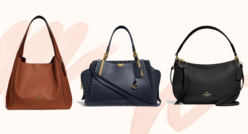 Coach is having a Thanksgiving sale — save up to 30 per cent full-price handbags